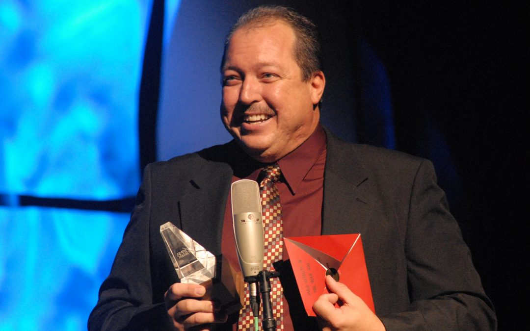 4-Time Male Vocalist of the Year – Russell Moore