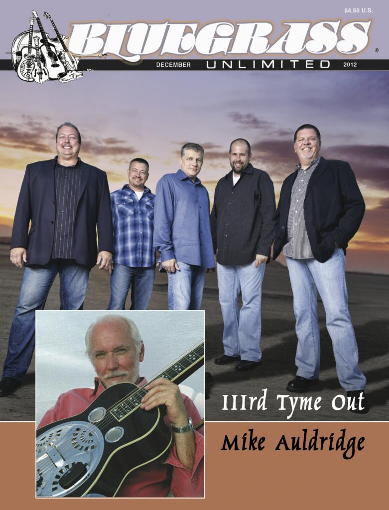 BU cover - December 2012