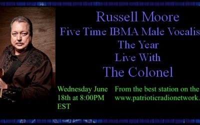 Russell Moore On Patriotic Radio Network This Wednesday!