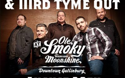Russell Moore & IIIrd Tyme Out *FREE* Concert at Ole Smoky Moonshine Distillery!