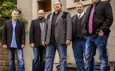 "SCORE #1 ""IT'S ABOUT TYME"" – Album Tops National Bluegrass Survey's Top 15 Chart Dec. 2015"