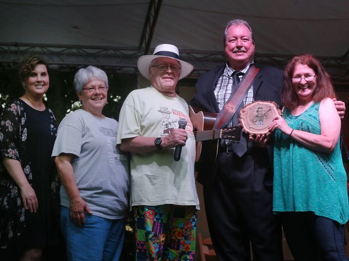 Russell Moore Presented with Heritage Award
