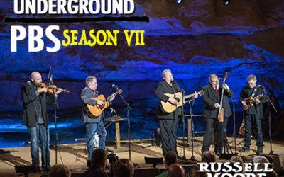 Catch Us On Bluegrass Underground – PBS This Weekend!