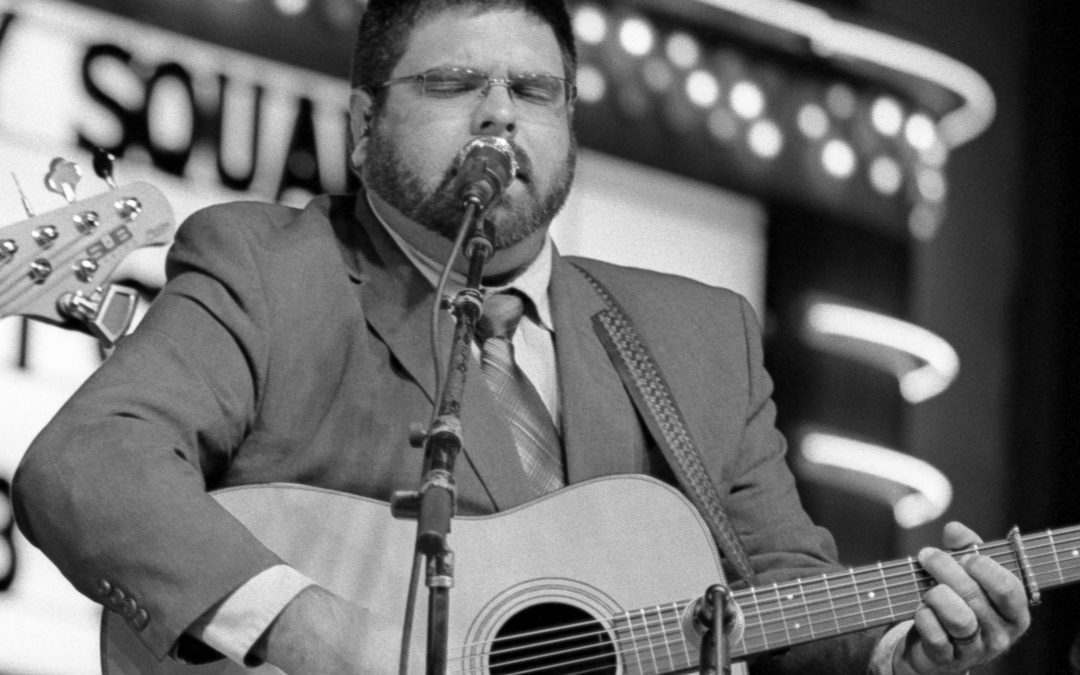 Russell Moore Welcomes Dustin Pyrtle to Award-Winning Band, IIIrd Tyme Out