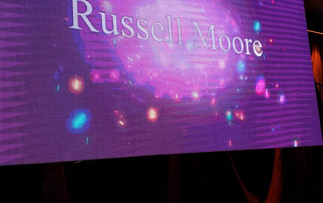 Russell  Moore Wins SPBGMA Award!