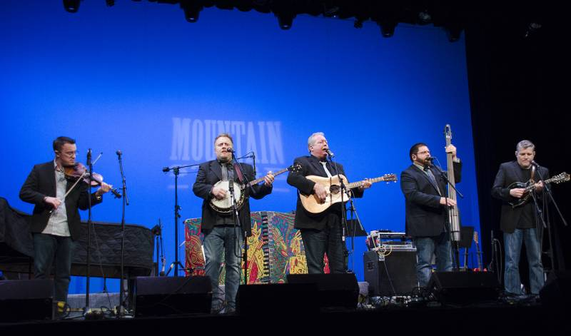 """NPR Features """"Live from Mountain Stage"""""""